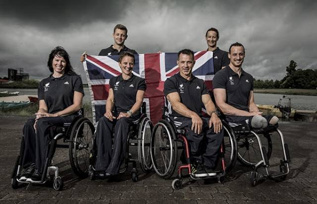 The GB Paracanoe team announced are: Jeanette Chippington, Robert Oliver, Emma Wiggs, Ian Marsden, Anne Dickens and Nick Beighton