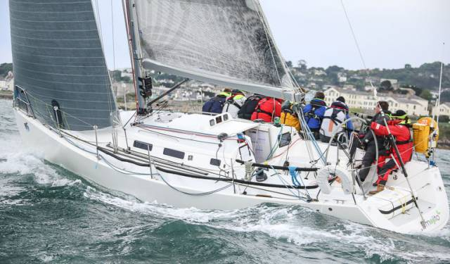 Welsh Yacht Mojito leads the ISORA series but this Friday's Lyver race from Liverpool carries extra points