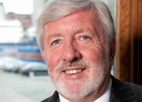 Captain Michael McCarthy chairman of Cruise Europe, retired from his position as commercial manager with the Port of Cork Company