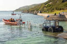 Two Medevacs For Clifden Lifeboat Since Friday