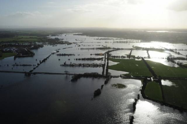 Flooding in the Shannon Catchment