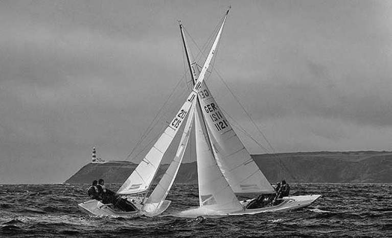 Kinsale Yacht Club Cancel 2020 Dragon Gold Cup