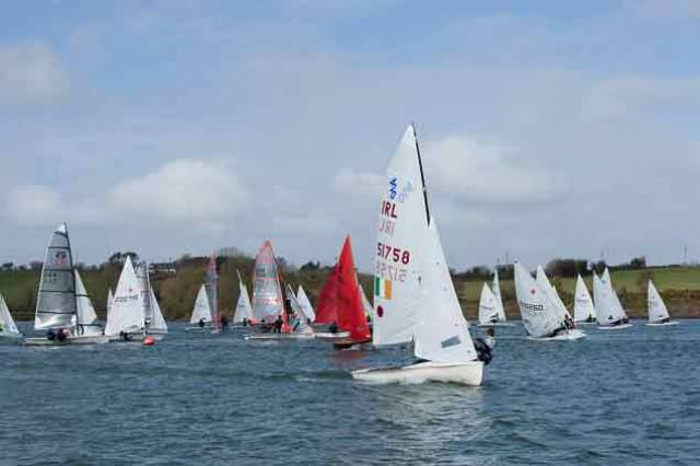 Royal Cork Prepares for PY 1000 Dinghy River Race