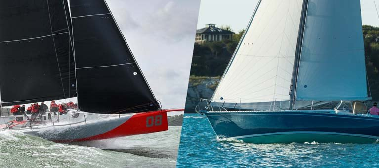 What is The Difference Between Racing & Cruising Sails?