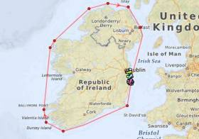 Scroll down for the 2018 Round Ireland Race Tracker