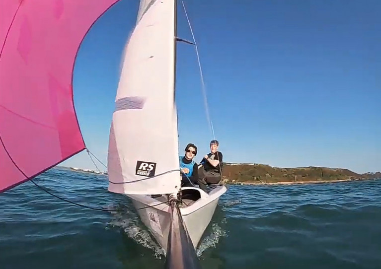 Dinghy Sailors Should Turn To Yachting To Step Up Their Game