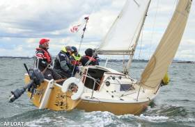 The Sonata Asterix from the DMYC leads IRC 4