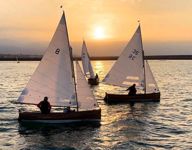 Irish sailing's September Song Made Sweeter by its Brevity