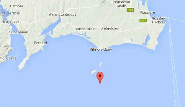 Hibernia Round Ireland Powerboat Record Update: 17.00
