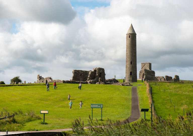 Devenish Island is one of 11 sites that form part of the proposed Lough Erne Spiritual Trail