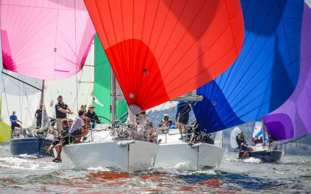 11 J109s are entered for Howth Yacht Club's hosted national championships