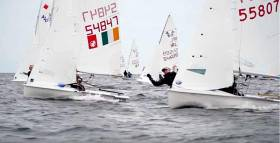Four days of racing in Dublin Bay in the Youth Pathway Championships will decide the six places on the 420 European team who will travel to Sisimbra, Portugal in July to compete in the 420 Junior (U18) European Championships