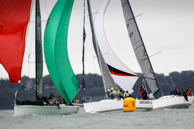 """The more help we can get, the better,"" says Rob Cotterill, campaigning the J/109 Mojo Risin' again at the RORC Easter Challenge"