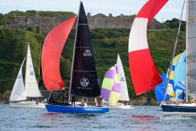 The RCYC July League fleet. Scroll down for photo gallery
