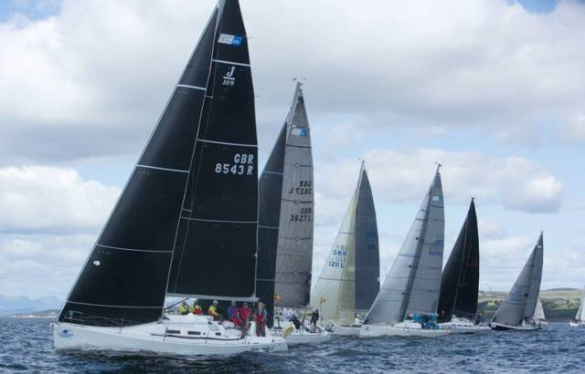 RC35 Class Ready for Exciting Sailing Season