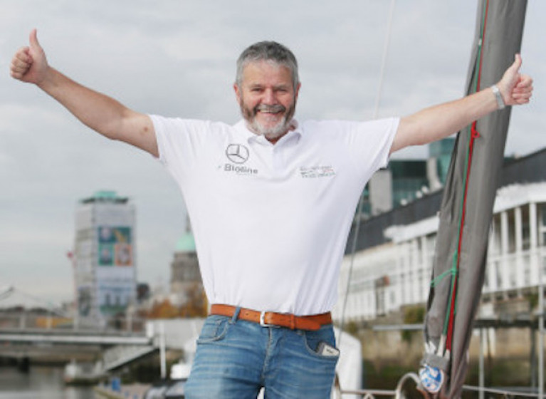 Enda O'Coineen's RIYC Talk on 'Across the Atlantic by Inflatable & Other Ways to Get Wet'