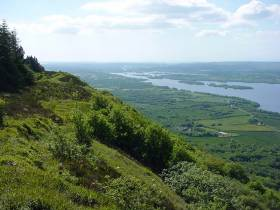 Lower Lough Erne in Co Fermanagh