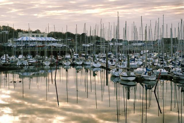 Howth Yacht Club Marina