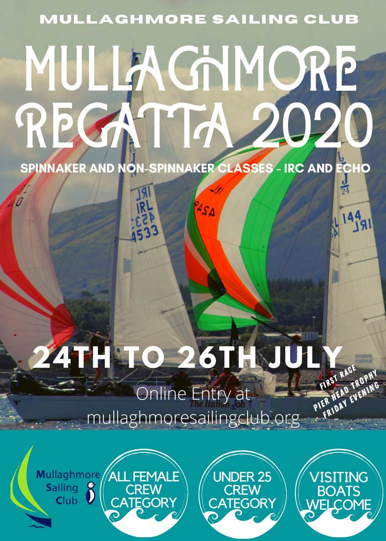 Mullaghmore Regatta this Weekend Celebrates Great Irish Tradition
