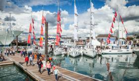 MGM Boats are sending a full sales team to the Southampton Boat Show next week