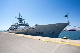 LE James Joyce and its crew has been rescuing migrants in the Mediterranean where Minister Kehoe's visited the Naval Service OPV in Cagliari, Sardinia yesterday, and subsequent announcement of a new medal for humanitarian service