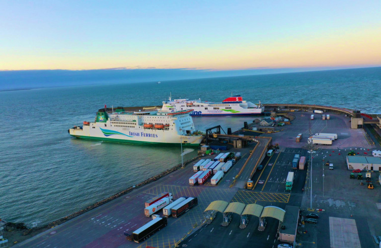 Rosslare District Chairman in Favour of Any Endeavour to Develop Europort