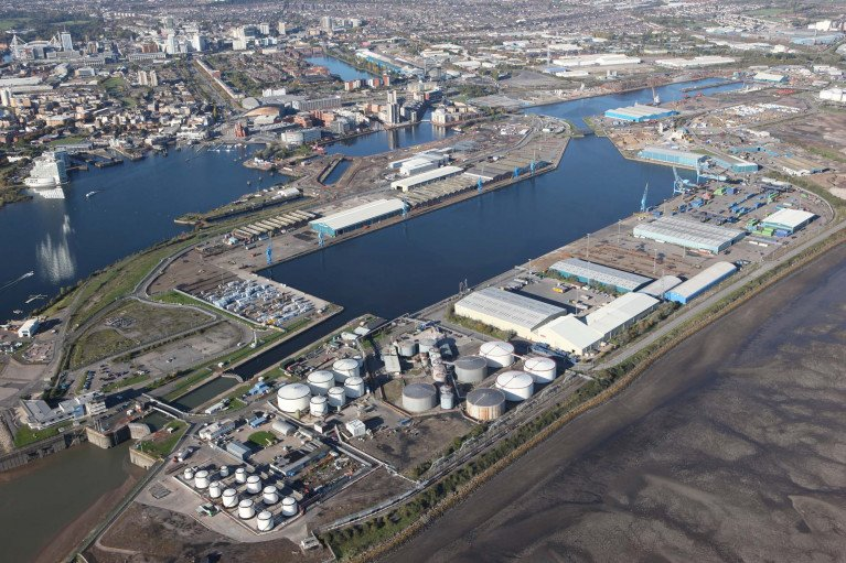 Welsh Capital's Port Celebrates New Contract with Global Energy Company