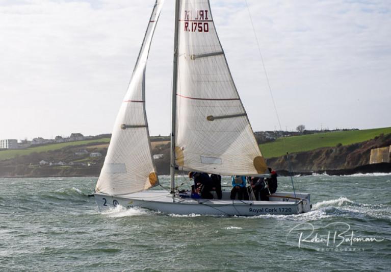 1720 Spring sailing at Royal Cork