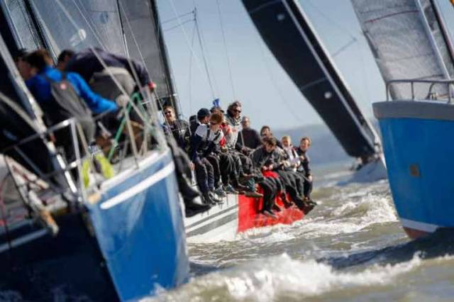 Entry opens for IRC European Championship and Commodores' Cup and all RORC races on 8th January 2018