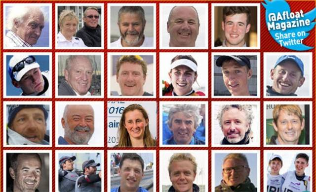 Who is Your Sailor of the Year 2016?