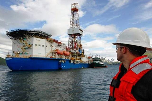 Oil Companies want to explore In Polar waters
