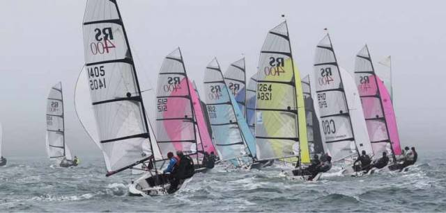 In total, there was 35 boats entered and 70 sailors for the event at County Antrim Yacht Club