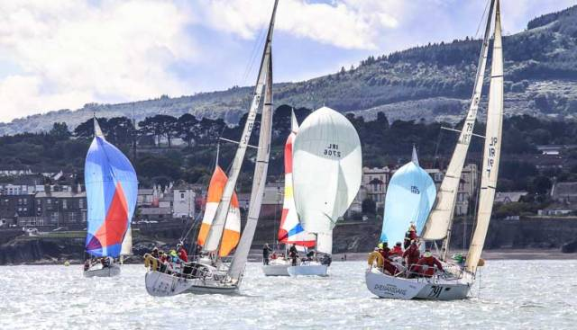 Greystones Regatta Aims for 140 Yachts as East Coast Clubs Head for Wicklow Waters