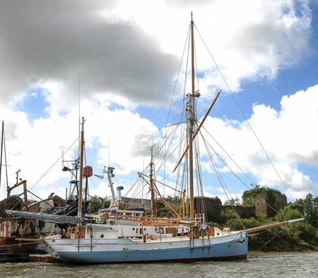 Historic Ketch Ilen's Story is at Heart of Limerick Museum's New Exhibition