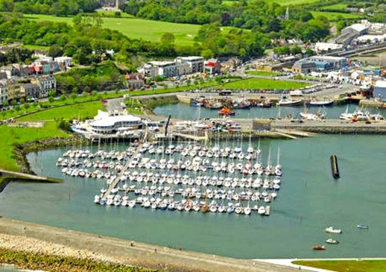 The ultimate goal – Howth YC's eRacers are looking forward to the time when they can celebrate their successful ongoing Masts & Rigging Spring eSeries with the post-Lockdown prize-giving in the clubhouse