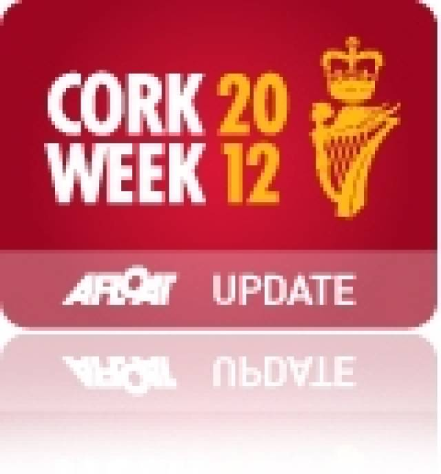 Cork Week 2012 is Underway as Fleet Set Sail from Royal Cork