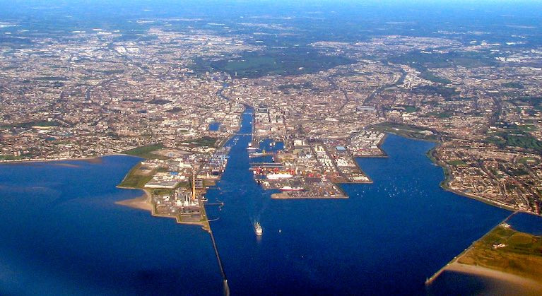 """Our jewel and darling Dublin…."" Far from being seen as a problem, the intertwining of the city, port and sea should be thought of as something to cherish and develop"