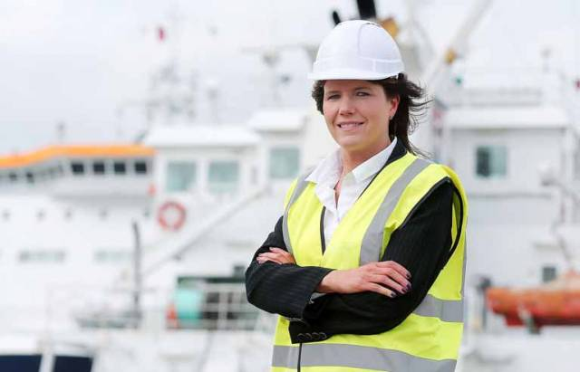 Clare Guinness, CEO, Warrenpoint Port
