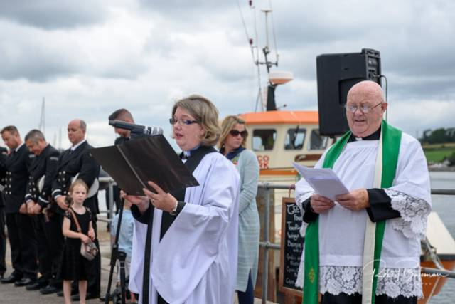Cork Harbour's Sea Sunday Ecumenical Service Commemorates Those Lost At Sea
