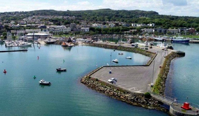 Howth Harbour in County Dublin is one of five additional Irish ports where fishing vessels on the British register can land from February 1st