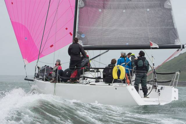 The third and final day of ICRA racing has been cancelled in Cork Harbour this morning