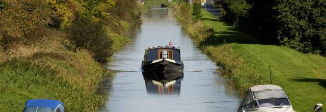 President Michael D. Higgins To Commemorate Royal Canal's 200th Anniversary