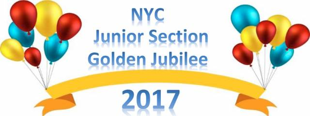 NYC's Junior Section Celebrates Golden Jubilee This Month