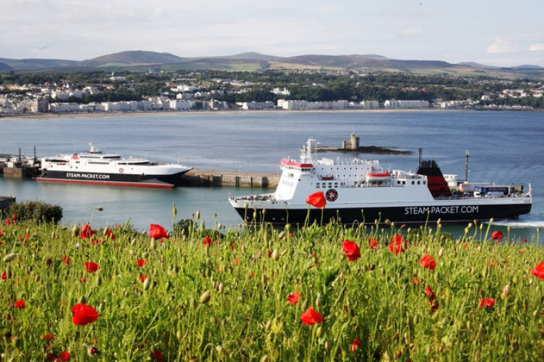 Ferry Propeller Damage Halts Isle of Man-Heysham Sailings