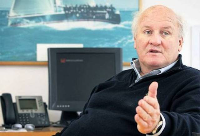 Sailing's Colm Barrington – In his experience the Olympic Council of Ireland has done nothing to support the efforts of high performance sailors