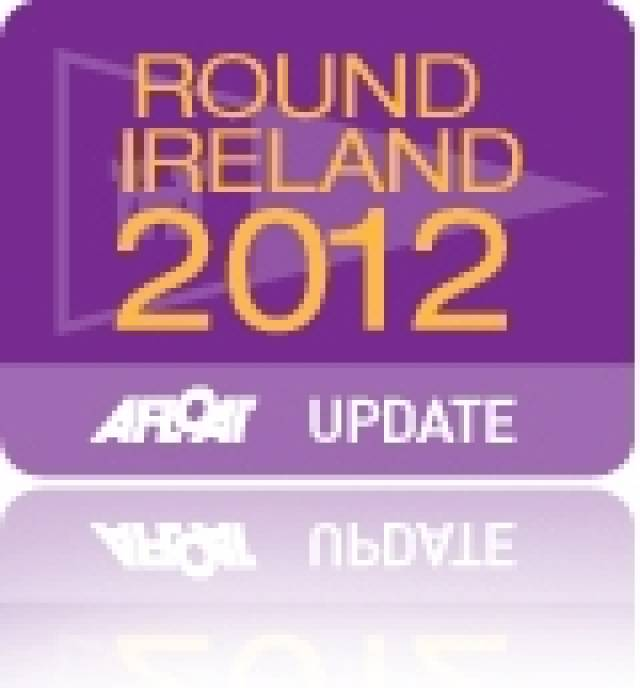 International Line Up Adds Spice to Round Ireland 2012 Fleet