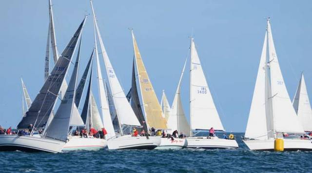 Better late than never – superb July weather comes to Howth in mid-September, nicely in time for the start of the Beshoff Motors Autumn League 2019