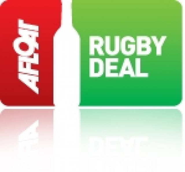 Special Rugby Wine Deal for Afloat.ie Readers!