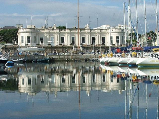 The perfect setting for a summer party – the Royal Irish YC in Dun Laoghaire will be hosting its Annual Regatta on Saturday June 30th, while at the same time sending off a very competitive club contingent in the Volvo Round Ireland race at Wicklow.