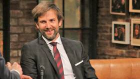 Gavan Hennigan appeared on last night's Late Late Show